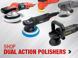 Dual Action Car Polishers